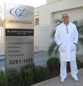 Dentista Campinas Uniodonto Implante dentário
